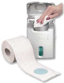 CLEANSATION - Die perfekte Toilettenhygiene. Ideal für