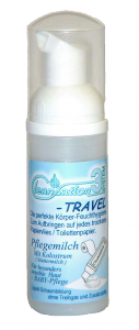 Travel - Liquid Babypflegemilch, 50 ml